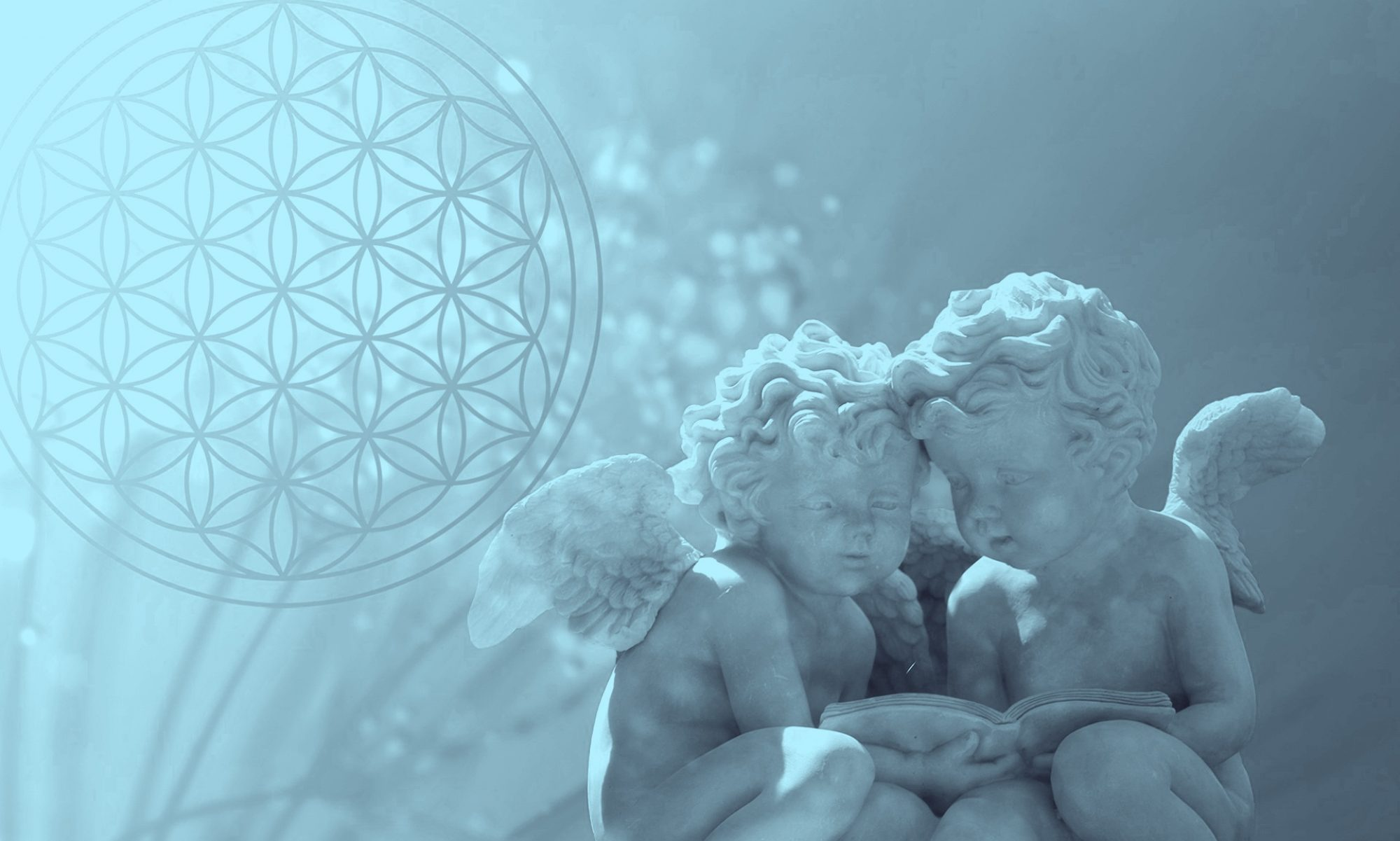 Engel und Götter